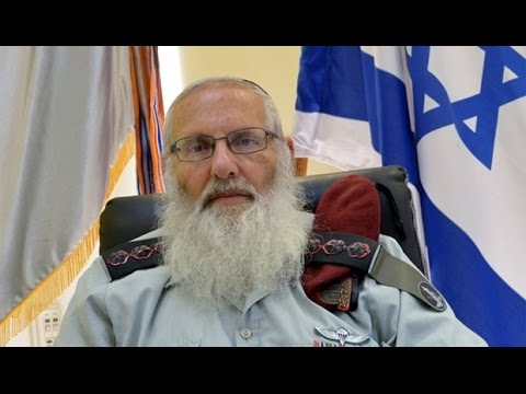 Top IDF Rabbi Supported Rape During Wartime