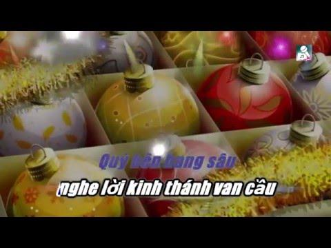Karaoke Hai Mùa Noel [ Remix ]