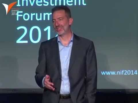 NIF 2014 - Developing the Startup Nation, Saul Singer