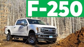 2017 Ford F-250 Quick Drive | Consumer Reports