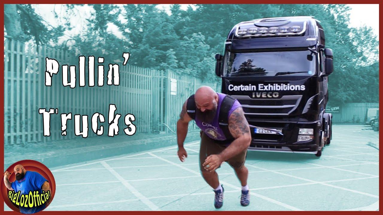 [VIDEO] Nouveau sport : Tractez votre camion