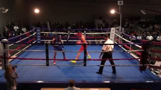 USA Boxing Fight of the Night Sponsored by UA
