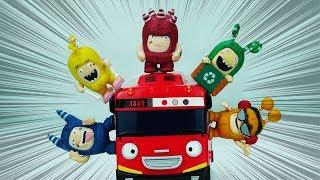 Oddbods Toys with Racing Cars | Oddbods Cars | Kids Toys | ABC Toys