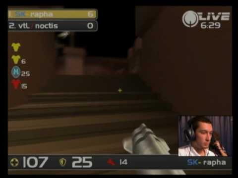 IEM Dubai Quake Live - Rapha vs Noctis 1/3