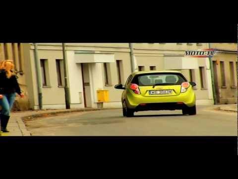 Chevrolet Spark Test Moto Tv Youtube