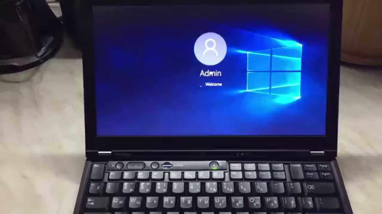 Lenovo Thinkpad X201 Drivers For Windows 10 - softnew-softtv