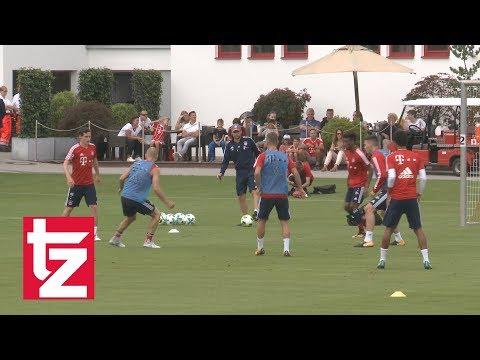 FC Bayern: Sebastian Rudy glänzt wieder