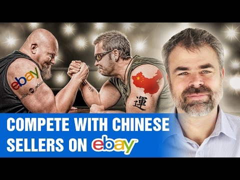 How To Compete With Chinese Sellers On eBay!