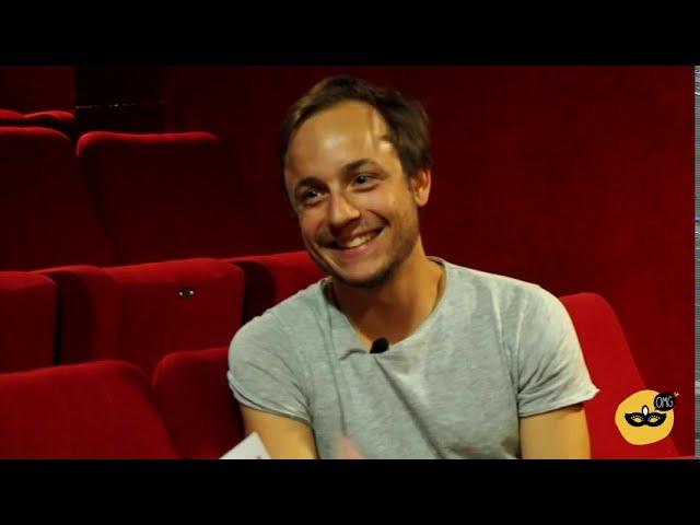 Thomas Gregot-Tricoire, Comédien et Créateur du Collectif - Demain en Rôse