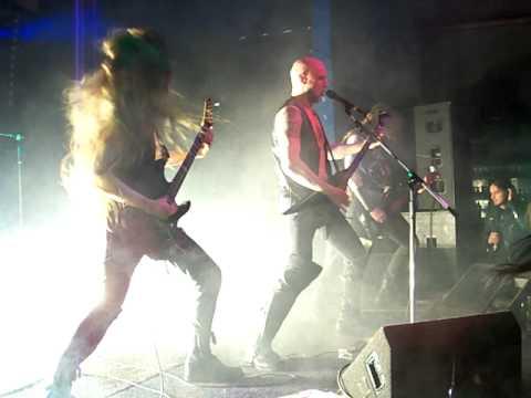 Aeternus - Live@Erfurt 08.02.2013 pt I