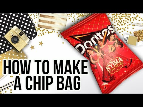 How To Create Chip Bags In Microsoft Word Doovi