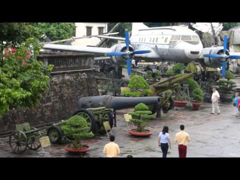 Hanoi Military History Museum - Awesome American War Museum