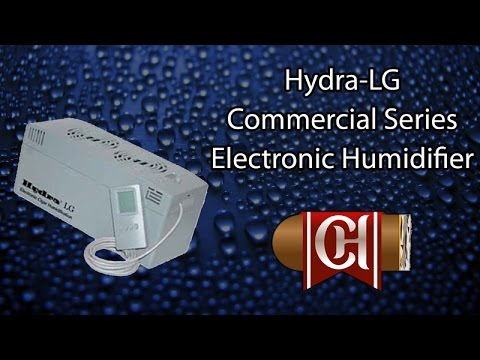 Hydra Lg Commercial Series Electronic Humidifier Youtube
