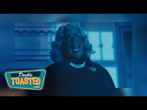 BOO! A MADEA HALLOWEEN TRAILER REACTION – Double Toasted Highlight
