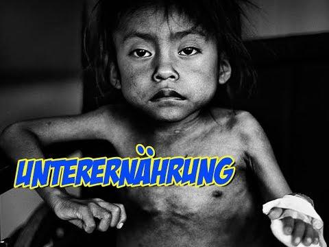Ernährung - Unterernährung