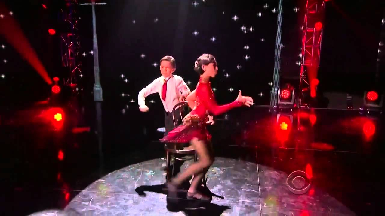 D Angelo And Amanda Tango Live To Dance Finals Youtube