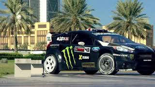 Drift in Dubai