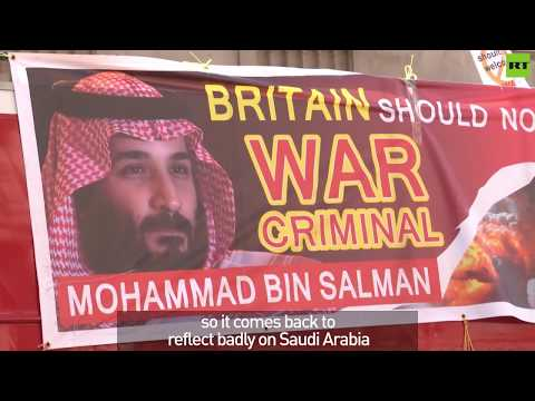 £1m Saudi ad onslaught to promote Crown Prince causes stir in London
