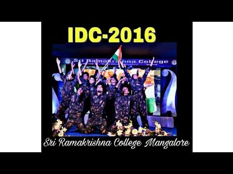 IDC-2016 (5) Sri Ramakrishna College Mangalore