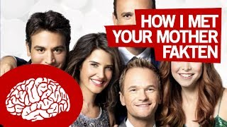 17 FAKTEN ÜBER HOW I MET YOUR MOTHER