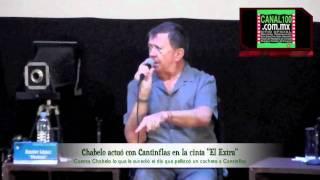 Cuenta Chabelo cuando cacheteó a Cantinflas en El Extra / Cantinflas defendió su actuación thumbnail