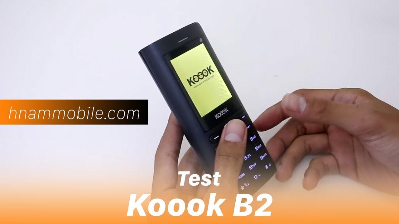 H-Channel   Trên tay KOOOK B2 - Pin dự phòng 6000mAh kiêm... điện thoại 3  sim 3 sóng   điện thoại 3 sim 3 sóng chính hãng   Thông tin về điện thoại  mới cập nhật - soyncanvas.vn