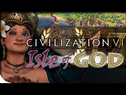 Indonesian Spy Games | Civilization VI — Isle of God 17 | Island Plates King