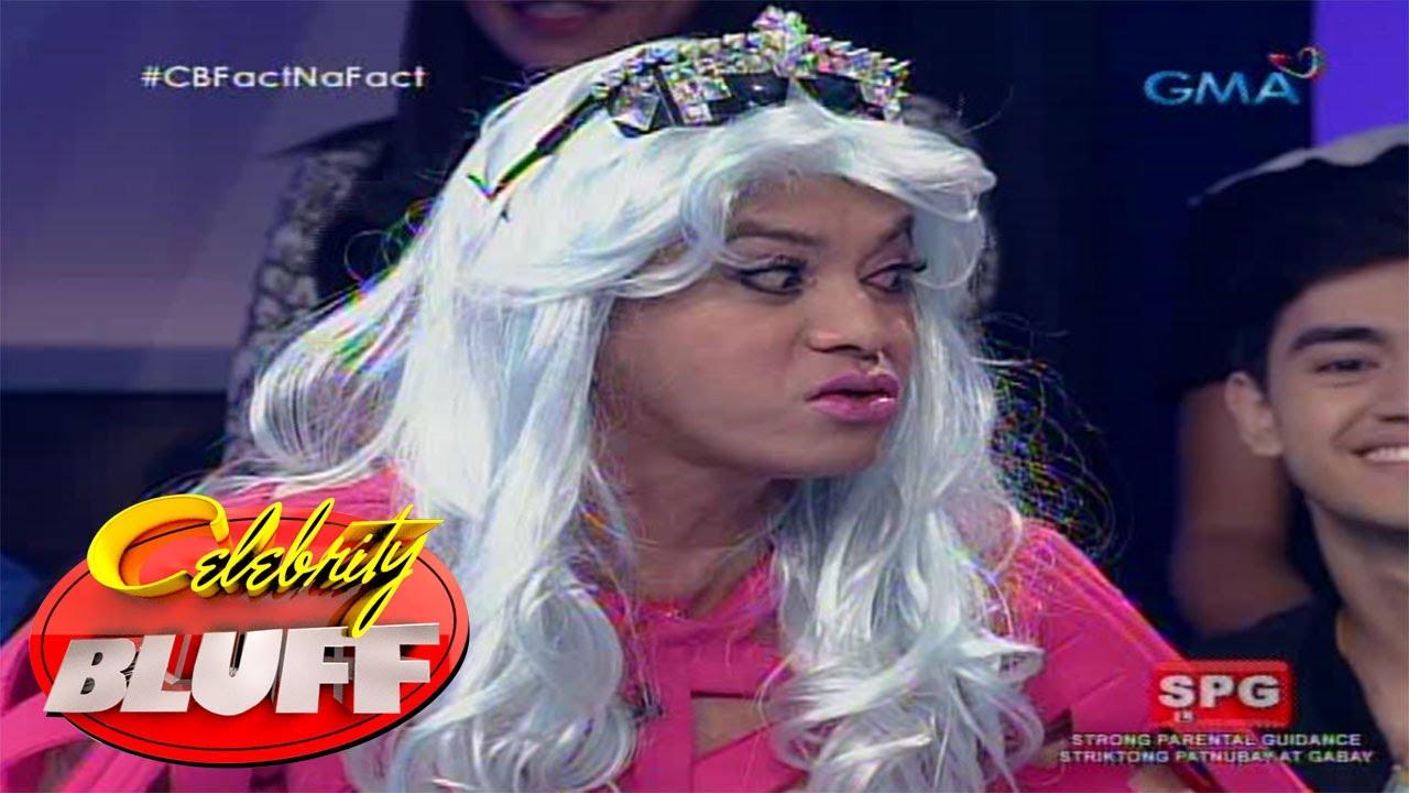 Celebrity Bluff: Si Boobay naging werewolf!
