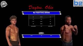 Hardrock MMA 101 Fight 1 Aaron Adair vs Stephen Hale 170 Ammy