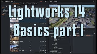Lightworks 14  Basics 1
