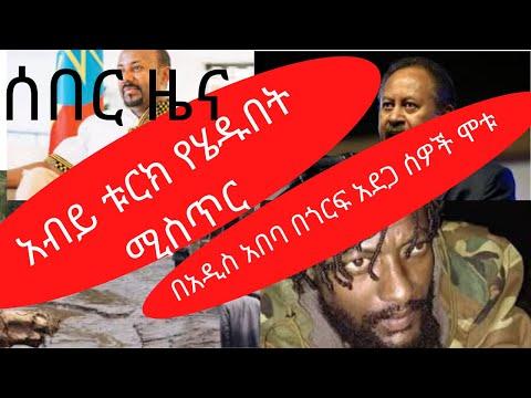 Zehabesha Ethiopian News አብይ ቱርክ የሄዱበት ሚስጥር /ሰበር ዜና /ትኩስ ዜና/የዛሬ ዜናዎች ( letest ethiopian news)