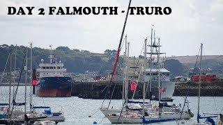 Cornwall Holiday Vlog - Day 2 Falmouth + Truro