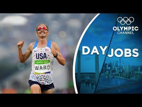 The Maths Teacher Who Ran the Rio 2016 Olympic Marathon | Day Jobs