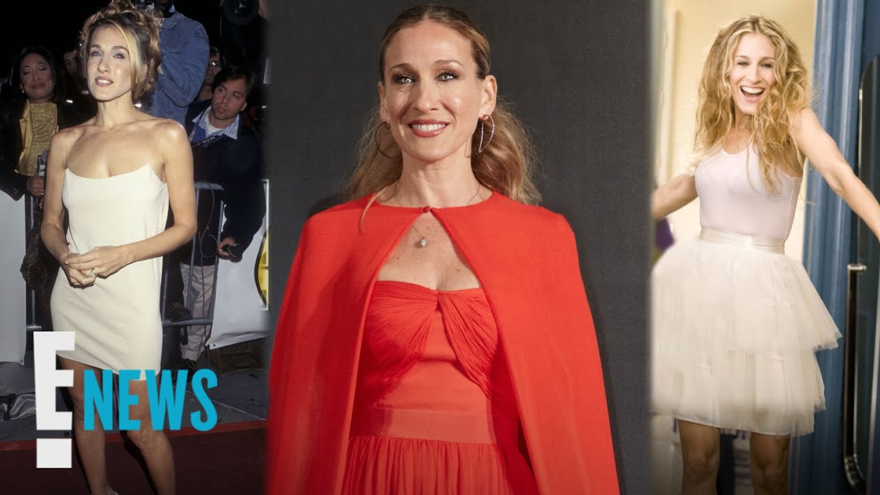 Looking Back at Sarah Jessica Parker's Iconic Fashions   E! News