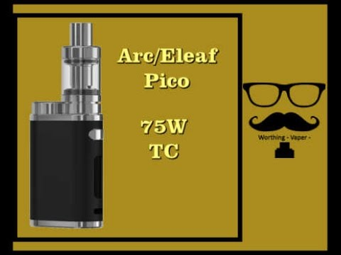 The Arc Pico from TW by Eleaf
