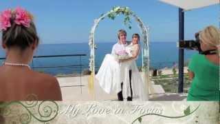 Свадьба на Кипре Юлии и Дмитрия by Special Moments