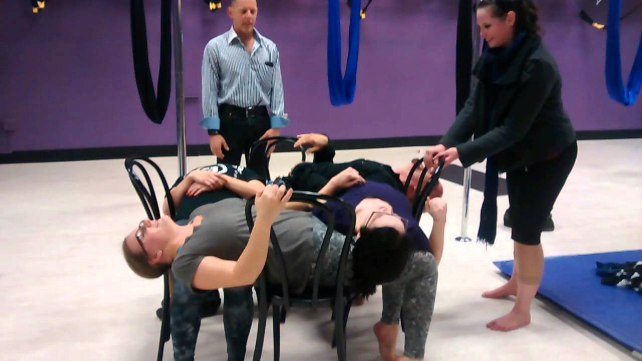 Youtube Chair Yoga French Country Dining 4 Person Challenge