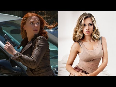 Captain America 2014 Cast | Then And Now