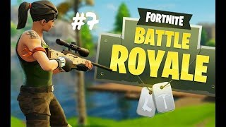"""""""ONLY SACCURS OF PRECISION"""" MONTAGE KILL, CLUTCH & ACE #7 - REAL BATTLE FORTNITE"""