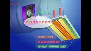 Mass Air Flow Sensor - Hot Film Type