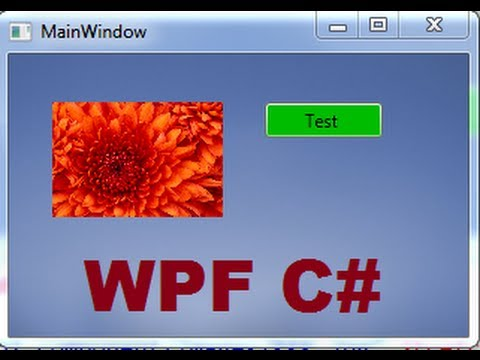 Speech recognition (making wpf listen) the complete wpf tutorial.
