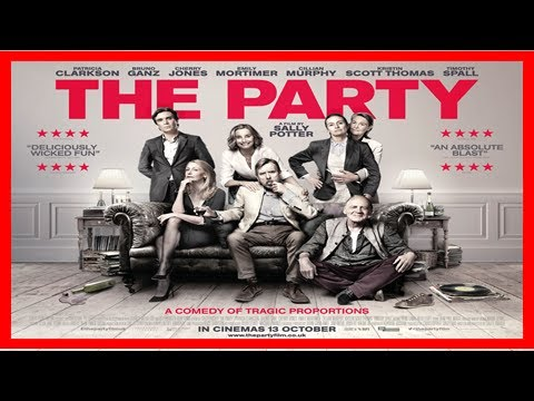 Breaking News | Win a signed poster for sally potter's star-studded 'the party'
