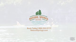 Natural Springs Resort New Paris Ohio - The Place for Family Fun! | RV Park, Campground & Vacations