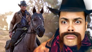 ive been waiting 8 years for this game... (Red Dead Redemption 2)