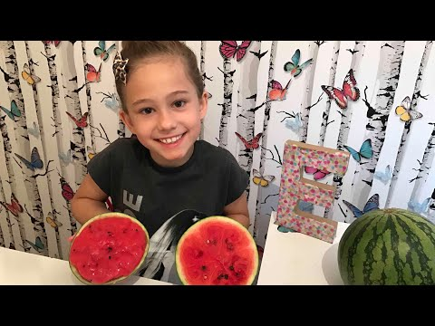 Thumbnail: Making Red Watermelon Slime