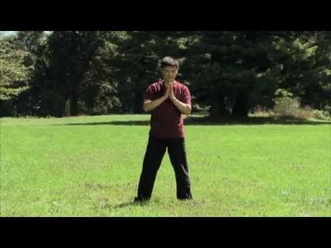 4 Golden Wheels  - amazing energy practice of Qigong healing