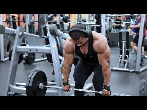 30 MINUTE BACK WORKOUT FOR MASS-101