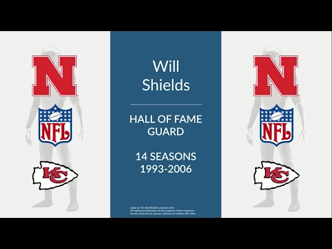 Will Shields: Hall of Fame Football Guard