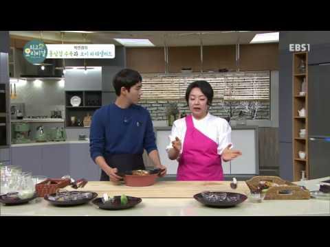 최고의 요리 비결 - 박연경의 통삼겹 수육과 오이 파채샐러드_#002