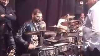 Vesko Rikov ,Paycho ,Salif drums 2014